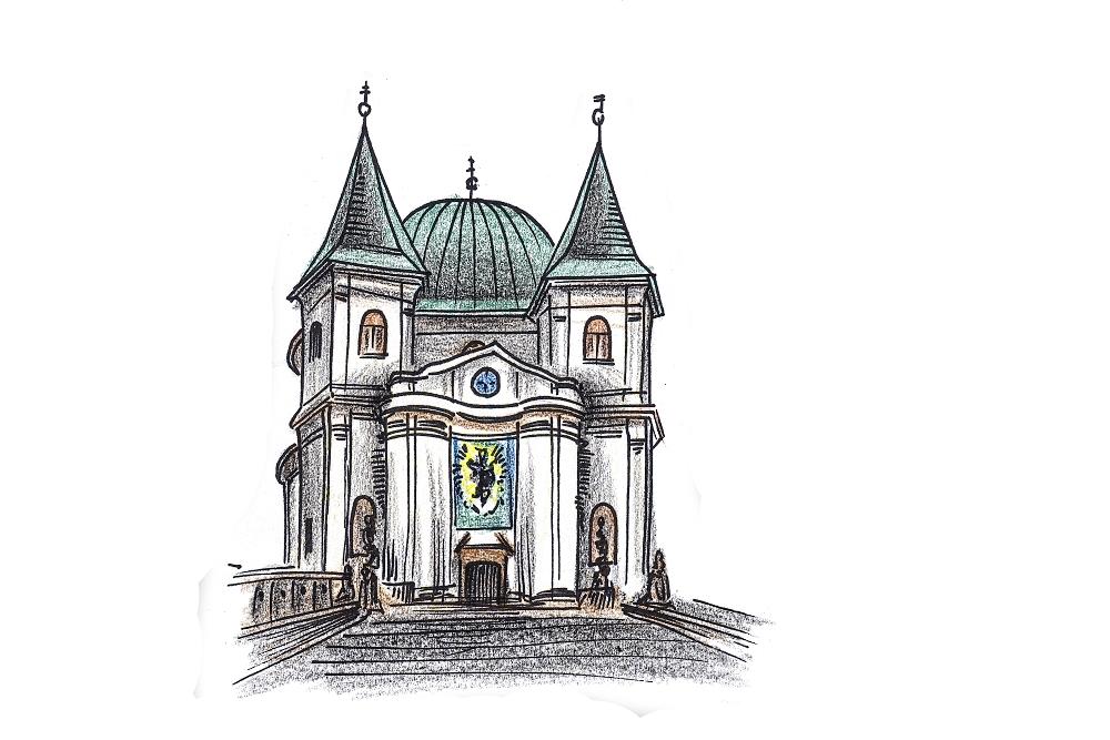 Svatý Hostýn - ilustrační obrázek
