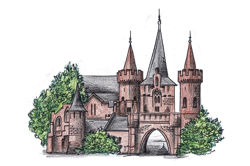 Zámecký areál Hradec nad Moravicí