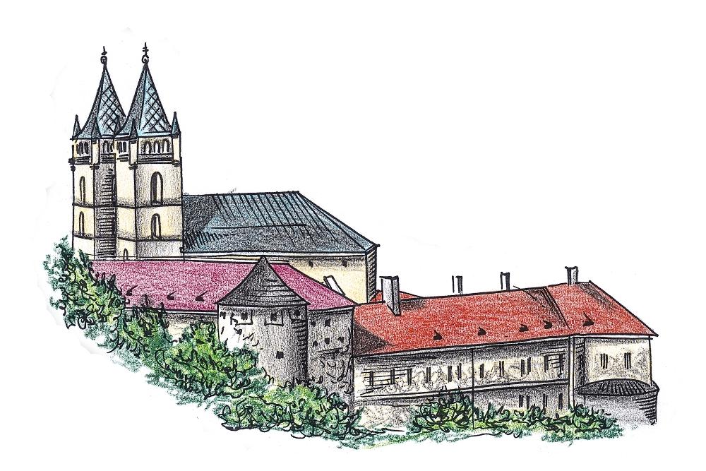 Benediktínsky kláštor, Hronský Beňadik