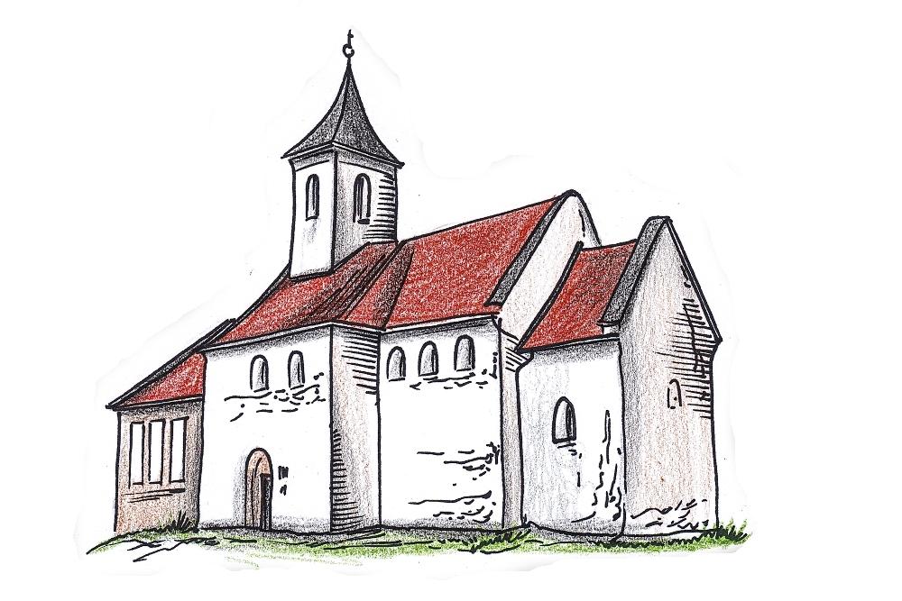 Kostol sv. Juraja, Kostoľany pod Tribečom