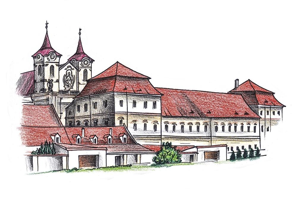 Benediktýnský klášter Rajhrad