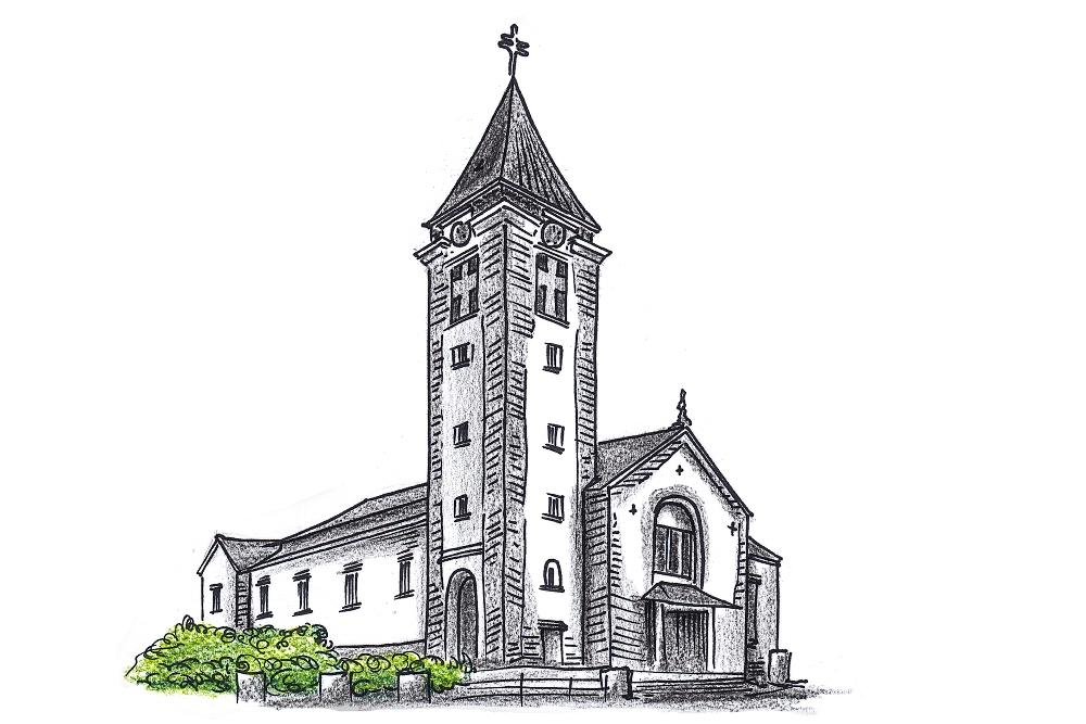 Kostol svatých Cyrila a Metoda, Terchová