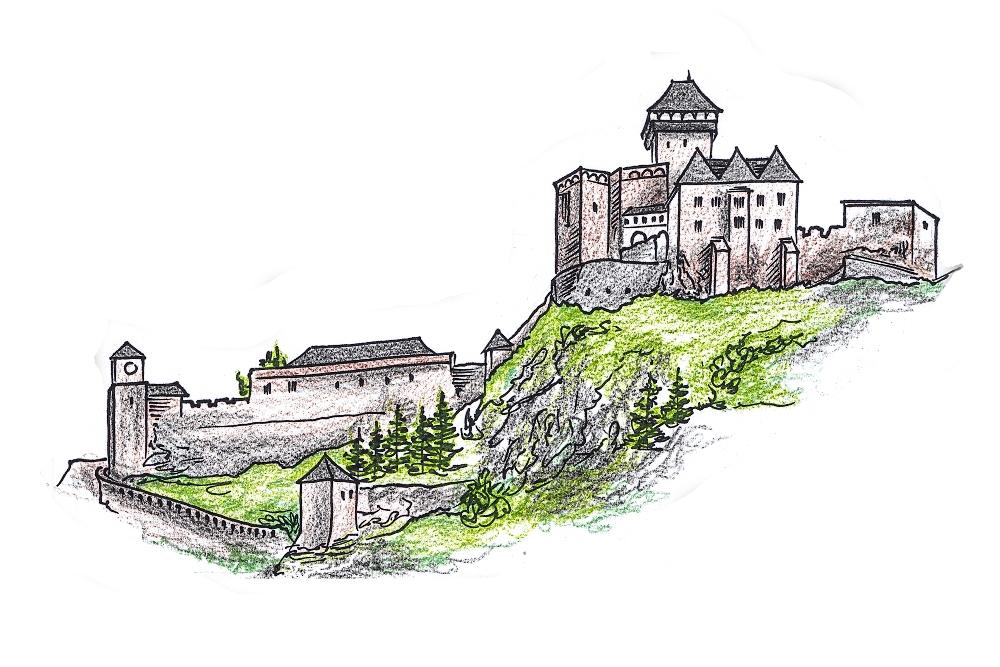 Trenčianský hrad, Trenčín