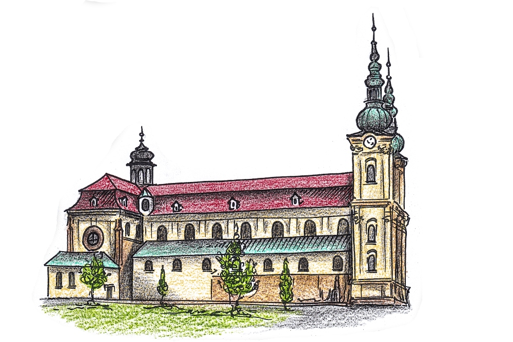Poutní místo Velehrad, Bazilika Nanebevzetí Panny Marie a sv. Cyrila a Metoděje