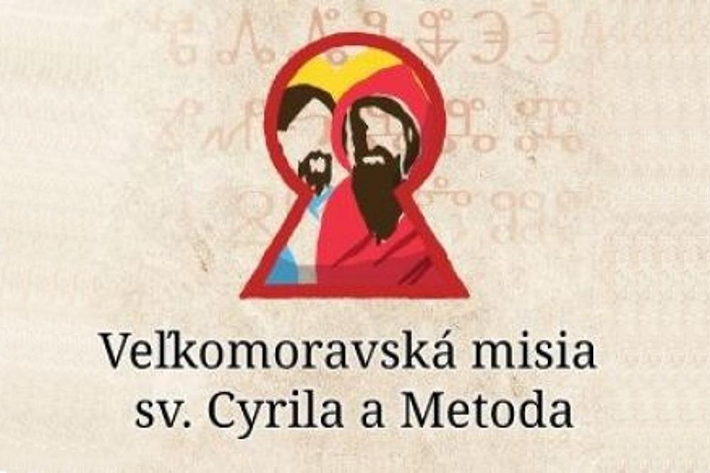 Logo Velkomoravská misia sv. Cyrila a Metoda