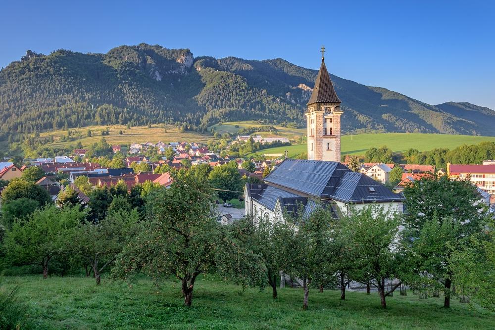 Kostol sv. Cyrila a Metoda, Terchová